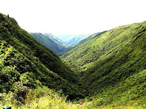 v shaped valley -#main