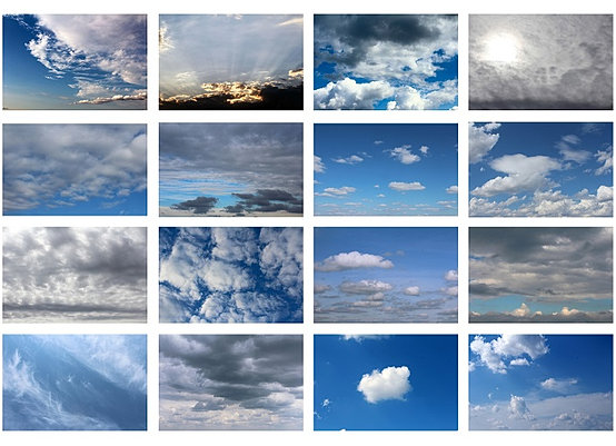 Weather for kids – Cloud Types Worksheet