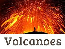 Geography for kids | volcano model making | how to make a volcano | KS3 Geography  | what is a volcano