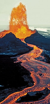 volcano images for  kids
