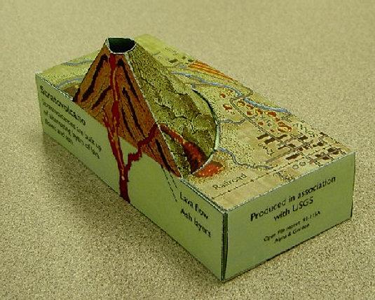 Volcano model