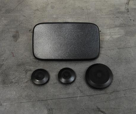 Complete Jk Tailgate Plug Kit Full Metal Fabworks