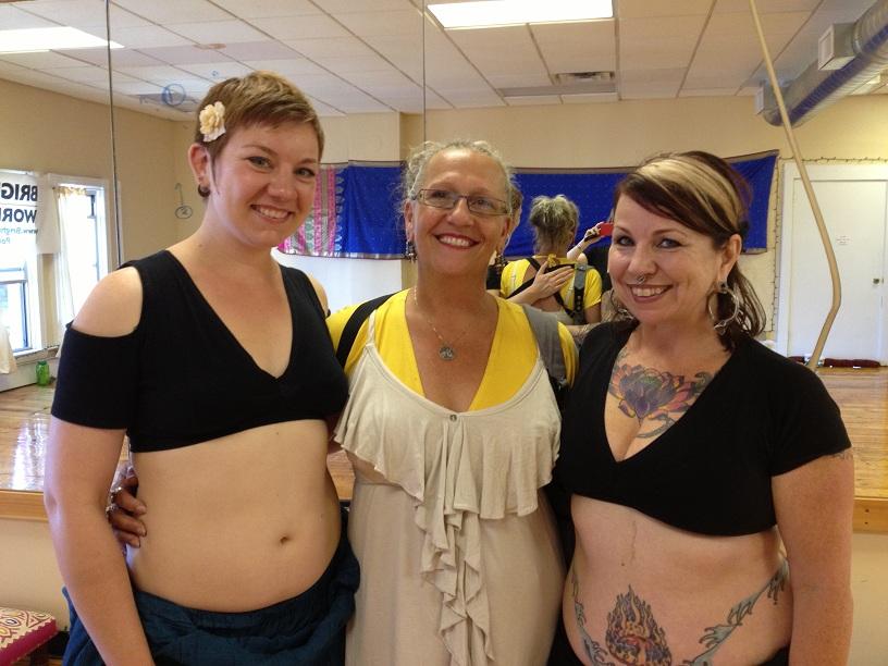 A Fat Chance Belly Danceu00ae Sister Studio : Jan, Me, Wendy ...