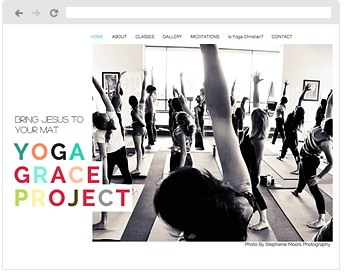 YOGA GRACE PROJECT