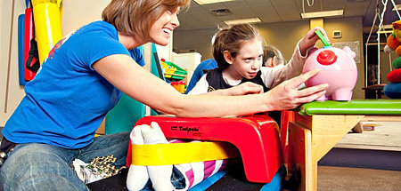how to become a pediatric occupational therapist