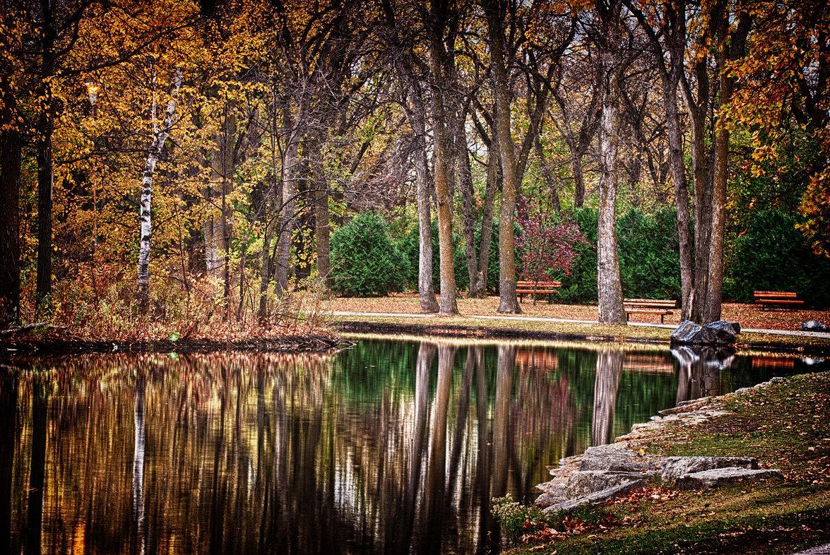 St Vital Park, Winnipeg