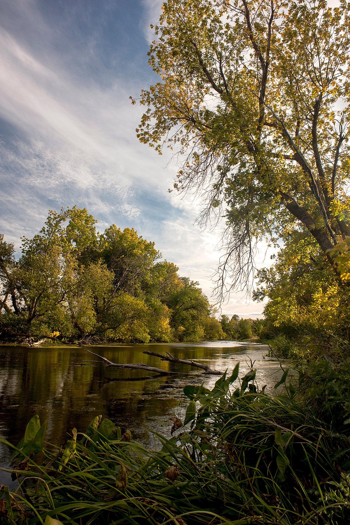 La Salle River, Manitoba