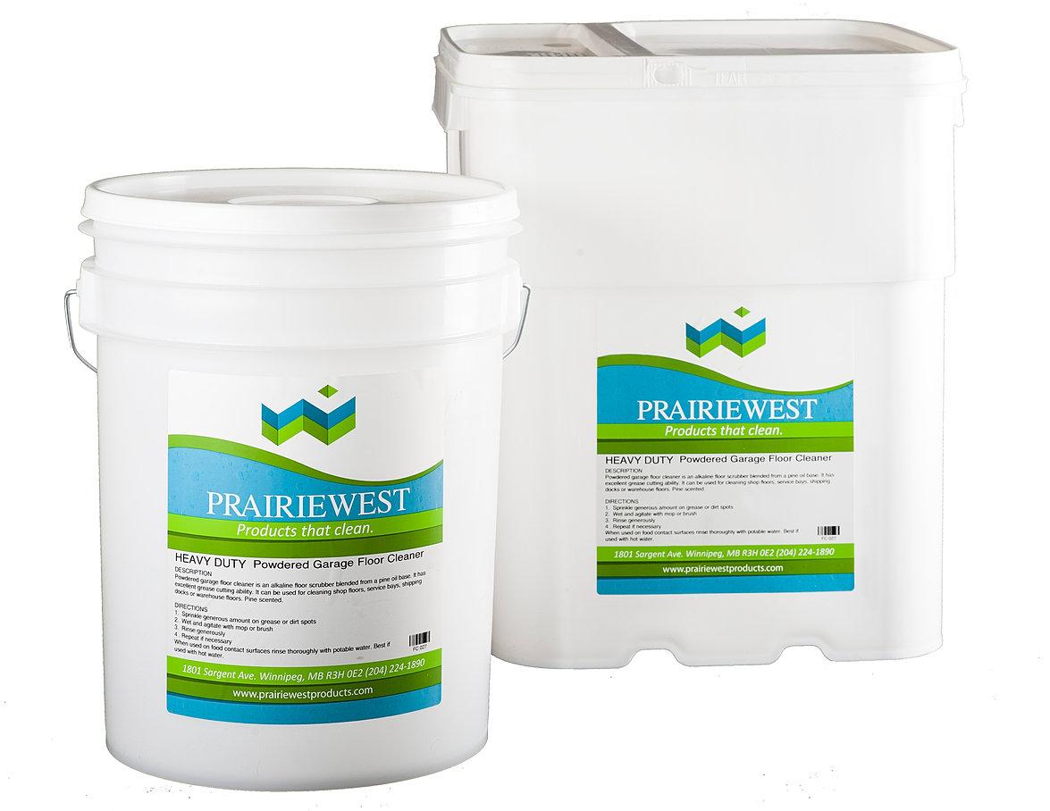 Prairie West Industrial Product