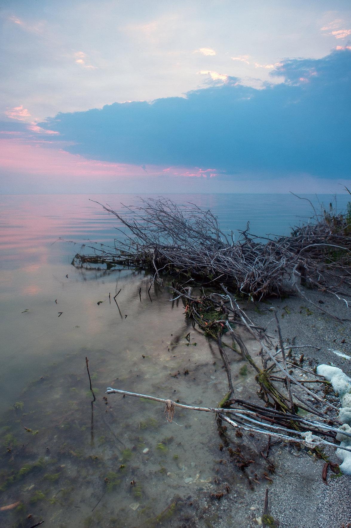 Lake Manitoba Landscape Photograph