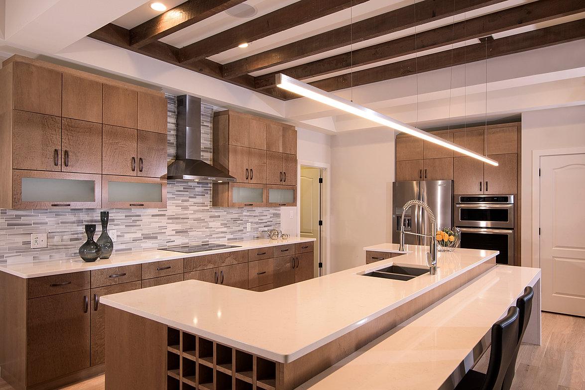 Custom Kitchen Interiors