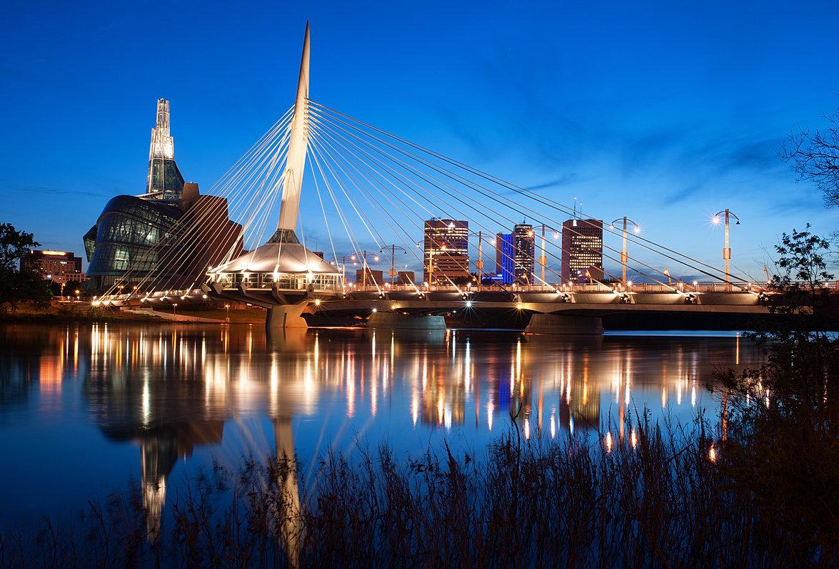 Red River Winnipeg
