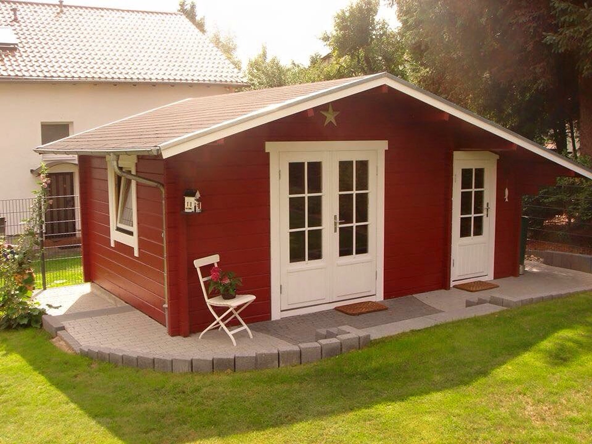 Excel Log Cabins Ireland