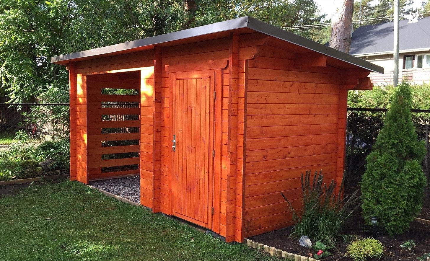 Excel Log Cabins Ireland Log Cabin Tool Shed