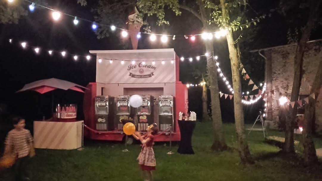Food Truck Vintage Chic
