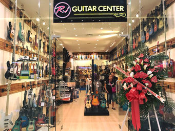 RJ Guitar Center | Branches
