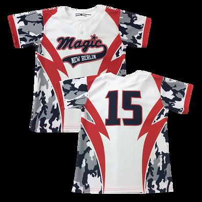 Slp patch on phillies baseball jersey