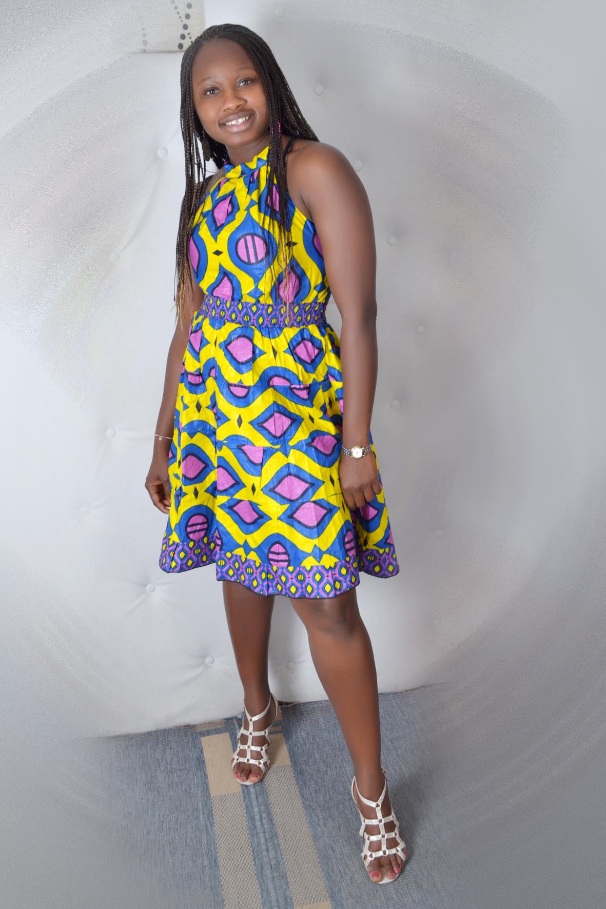 robe africaine courte. Black Bedroom Furniture Sets. Home Design Ideas
