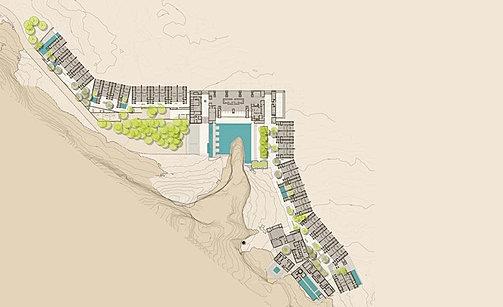 Michael boucher landscape architecture mbla amangiri for Design hotel utah