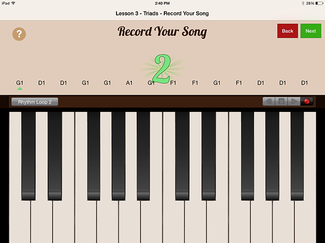 Strike A Chord Piano Tutorial And Music Theory App