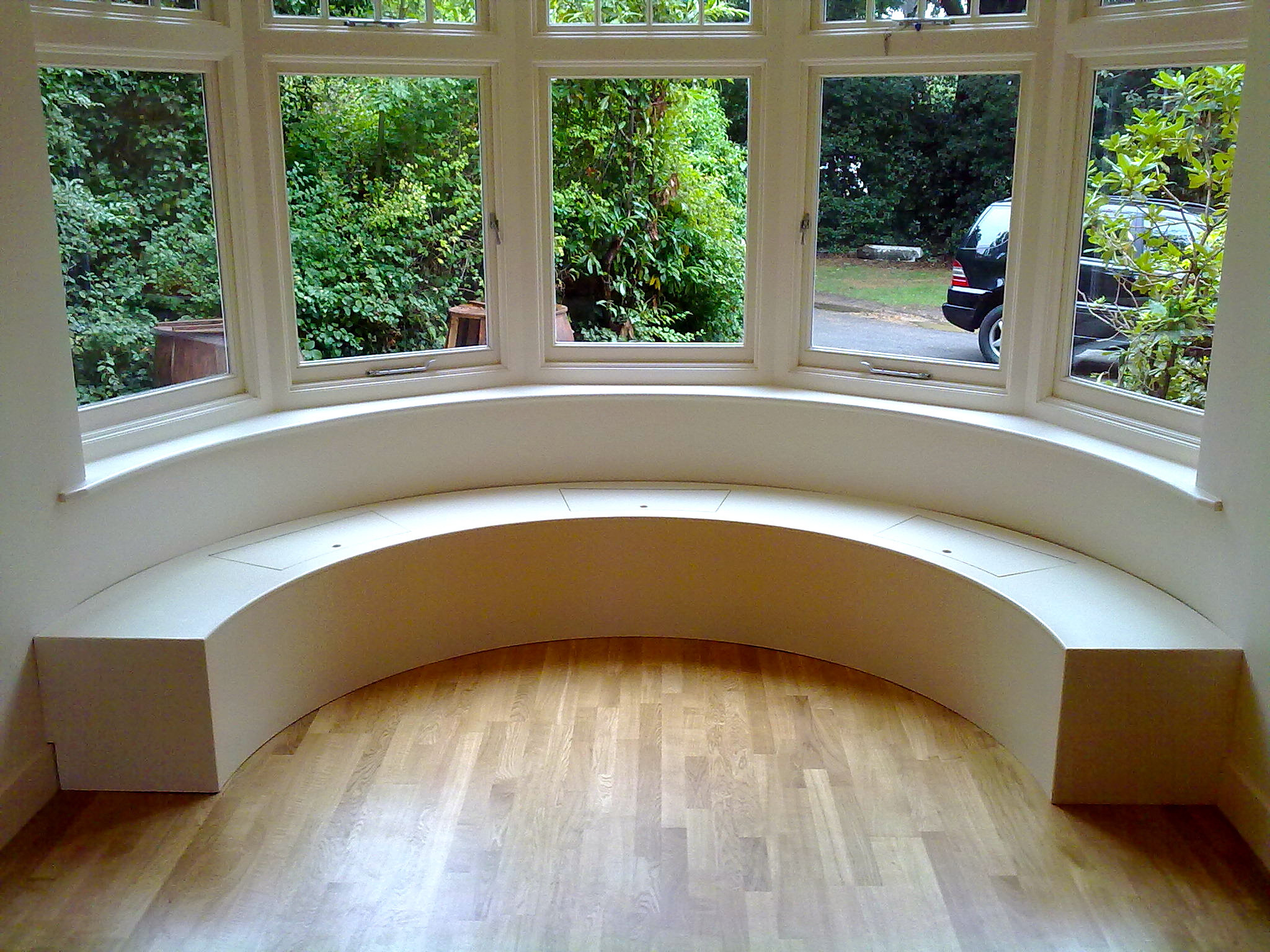 Darcyfurnitureltd Curved Window Seat