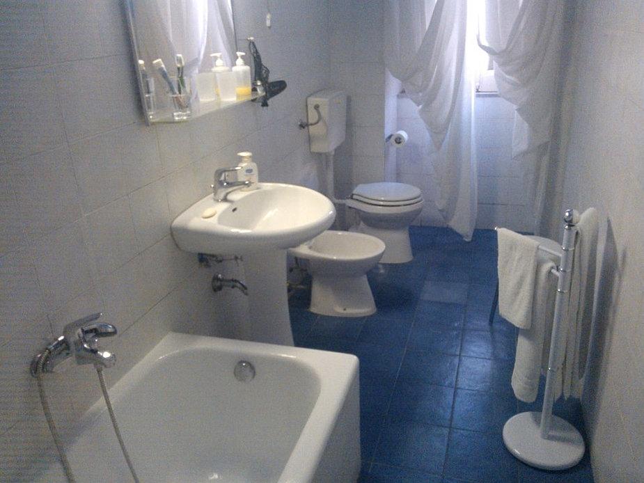 Bagno privato esterno Cam. N° 305