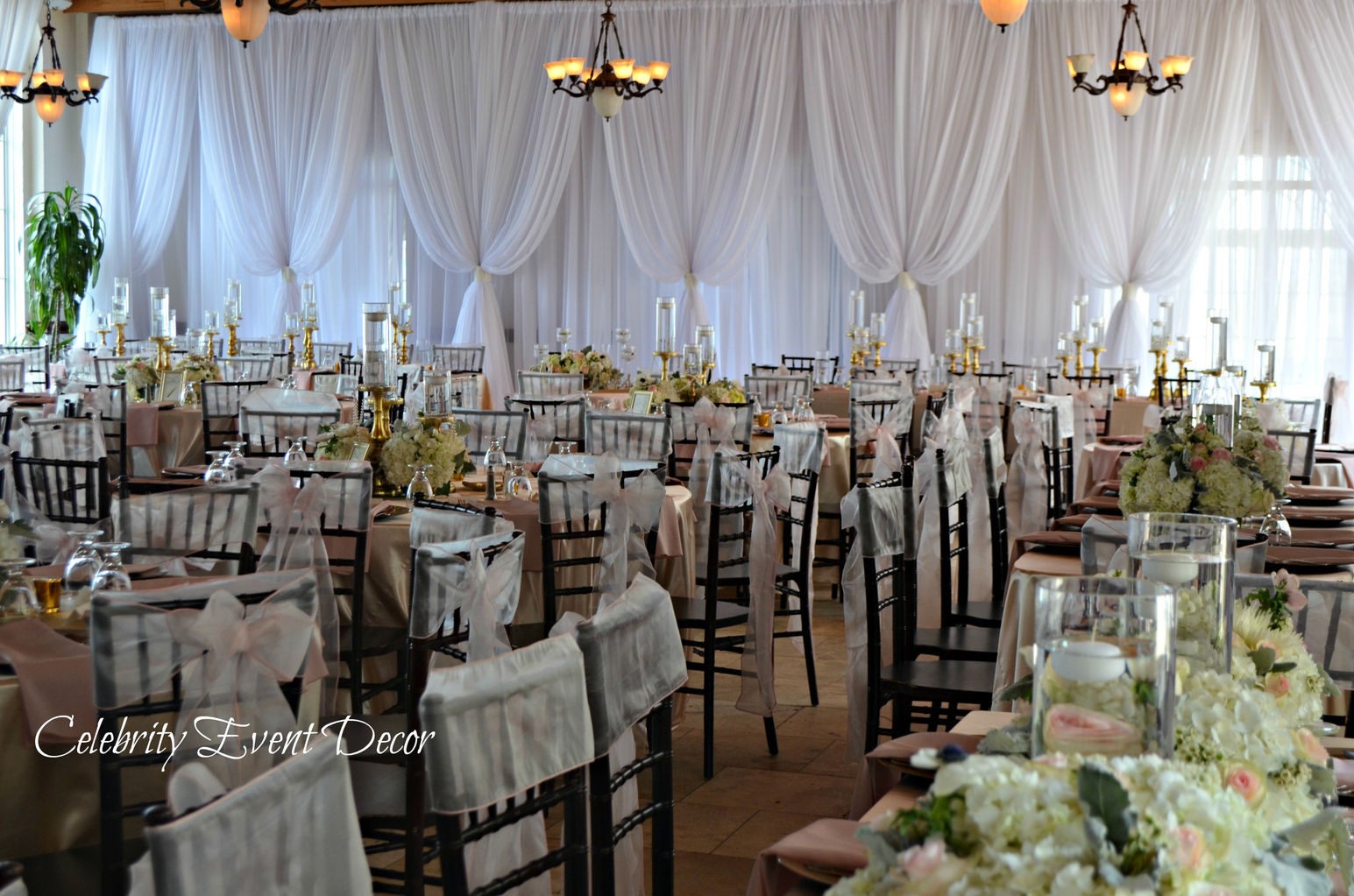Celebrity event decor banquet hall jacksonville fl balloon 083g junglespirit Image collections