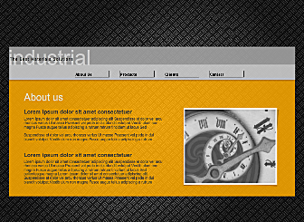 Industrial Com Template - This Corporate looking Website template is easy to customize and lets you present all your products and offers that your customers are looking for in real time. Just edit to make it your own in no time at all