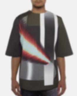 kay kwok fashion menswear london young designer print fashion
