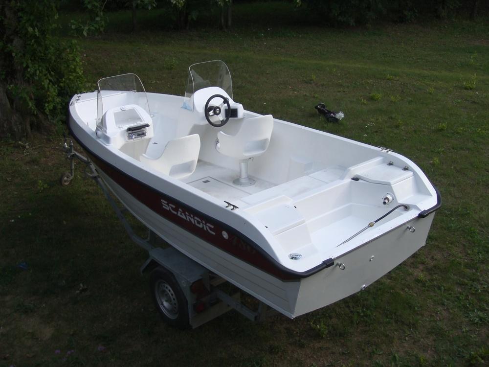 scandic лодки официальный сайт