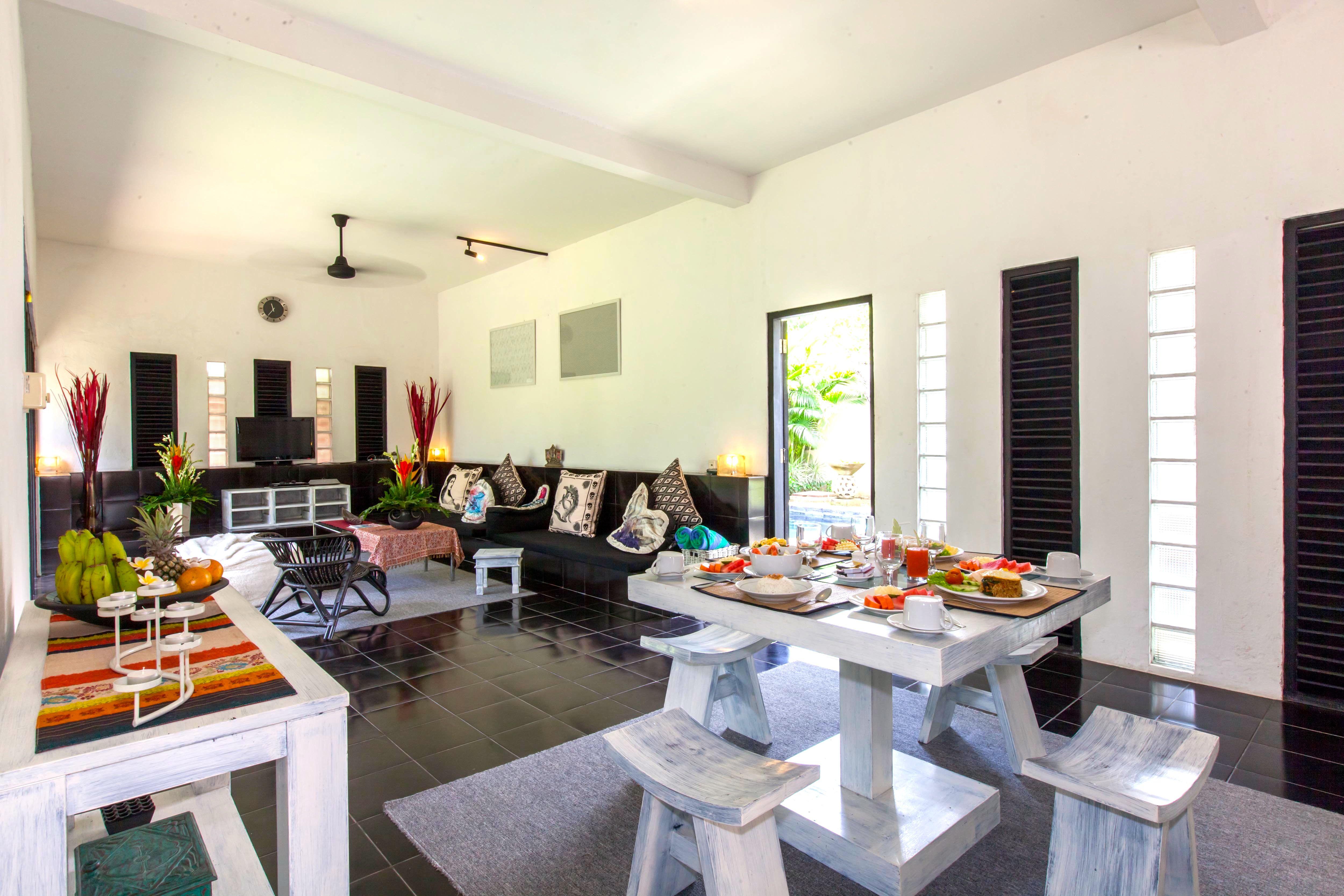 Private Rental | Art Villa Rumah Dua Tiga | Oberoi | Seminyak | Bali