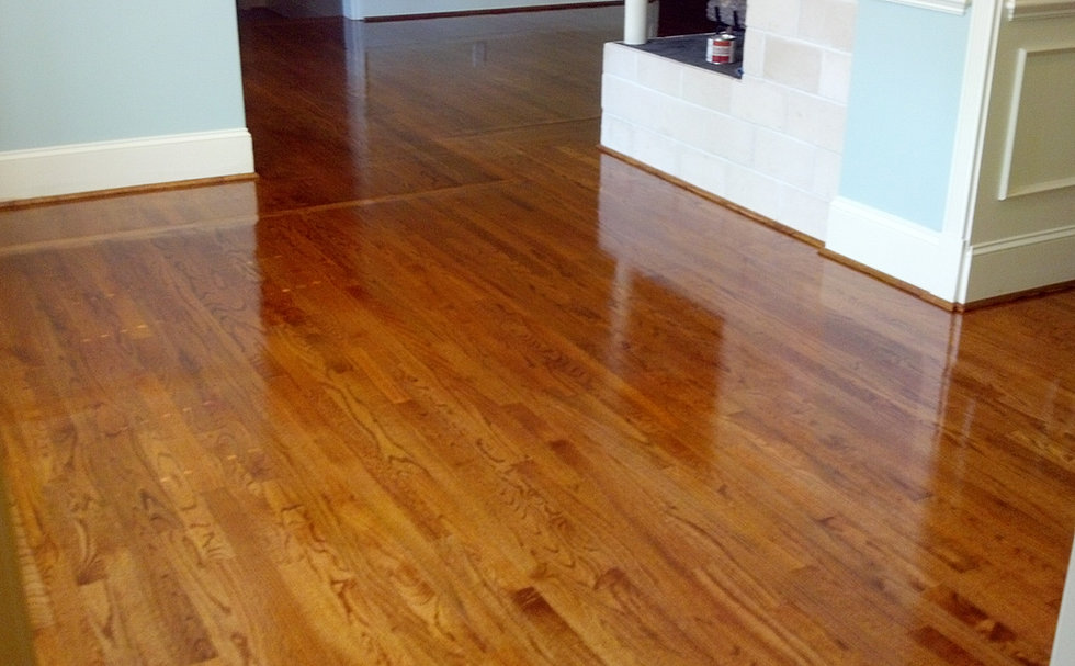 CLASSIC WOOD FLOORS - Classic Wood Floors - Home