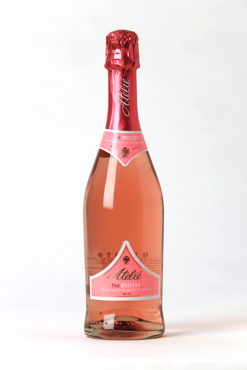 Ateli 233 Pink Moscato 12 Pack Brower Family Wines