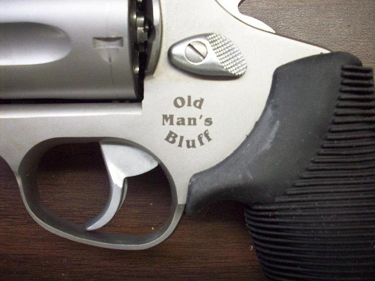 Personalized Gun