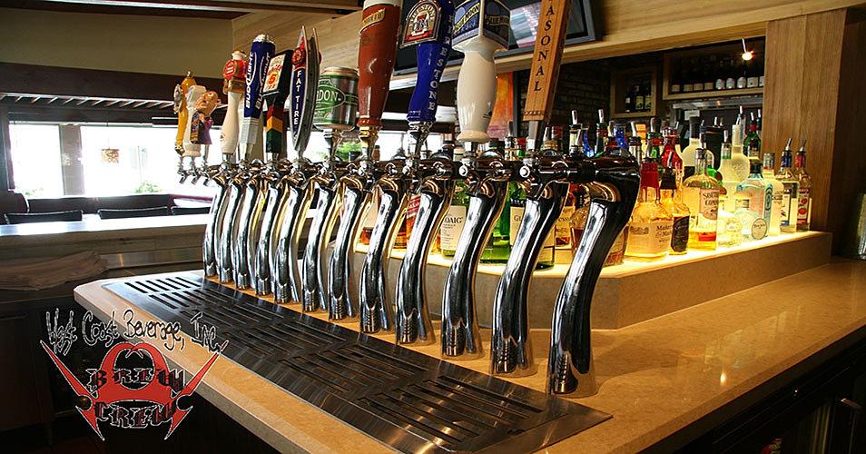 Each ... - West Coast Beverage, Inc. - Draft Beer System Design