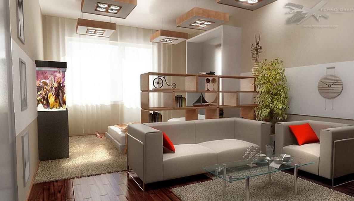 Комната 18 студия дизайн