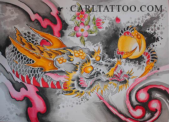 Sydney tattoo artist carl sebastian specializin in for Sebastian tattoo artist dc