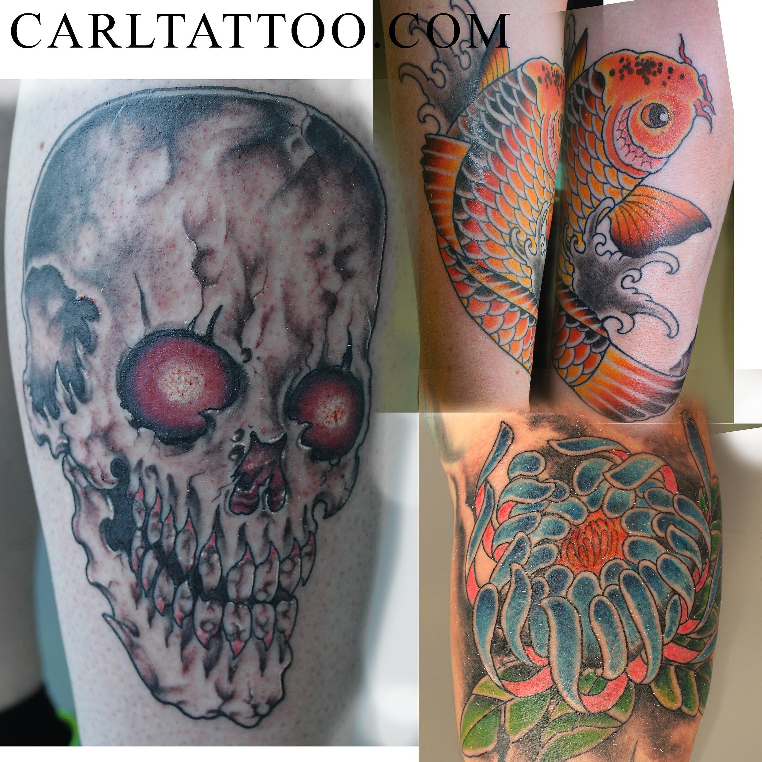 Sydney tattoo artist carl sebastian specializingin for Sebastian tattoo artist dc