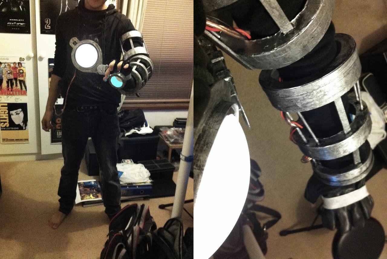 Ironman Armor