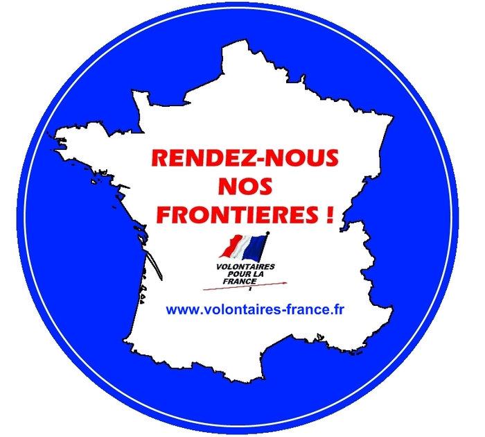 """""""Rendez-nous nos Frontières"""" : L'objectif de cette opération consiste à recueillir au moins 500 000 signatures de soutiens et à organiser une manifestation d'envergure  nationale afin de faire entendre notre voix lors des échéances électorales  Image"""