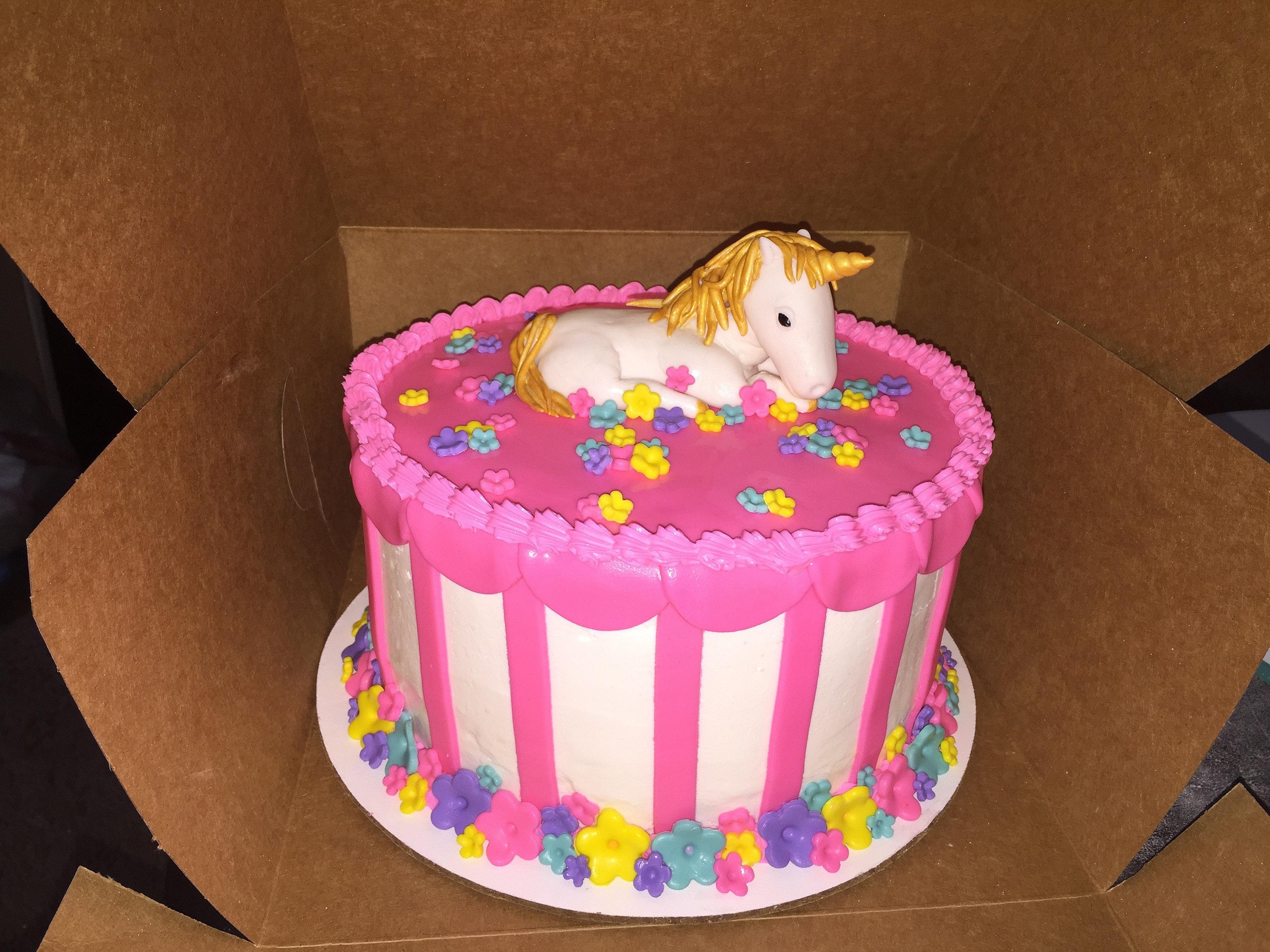 In Ice Cream Cake