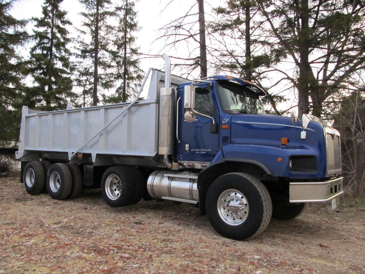 Gary bennett trucking