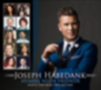 Joseph Habedank Hymns CD 2 - COVER FINAL