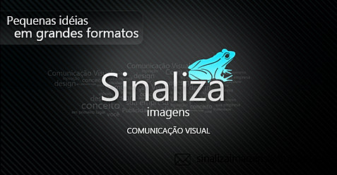 Logo Sinaliza