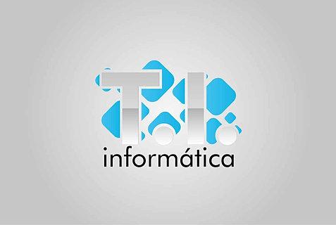 Logo T.I. Informática