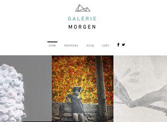 Moderne Kunst - Galerie Template - Erstellen Sie Ihr eigenes Stück moderne Kunst mit dieser zeitgenössischen und minimalistischen Website-Vorlage. Eine beeindruckende Galerie, um Ihre neuesten Arbeiten zu zeigen. Bearbeiten Sie den Text und laden Sie Ihre Kunstwerke hoch, um sie der Welt zu zeigen!