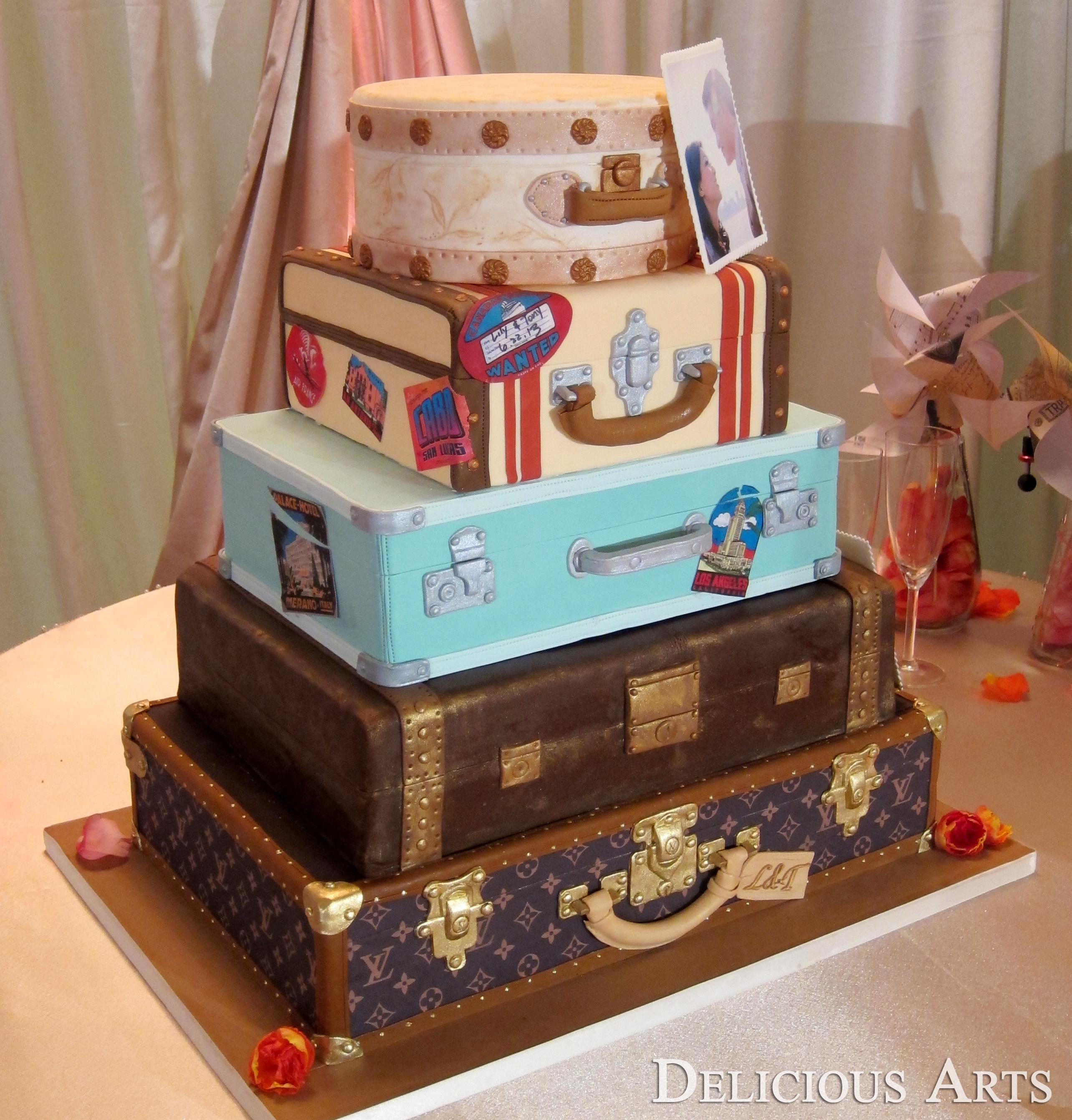 Delicious Arts Custom Cakes Bakery