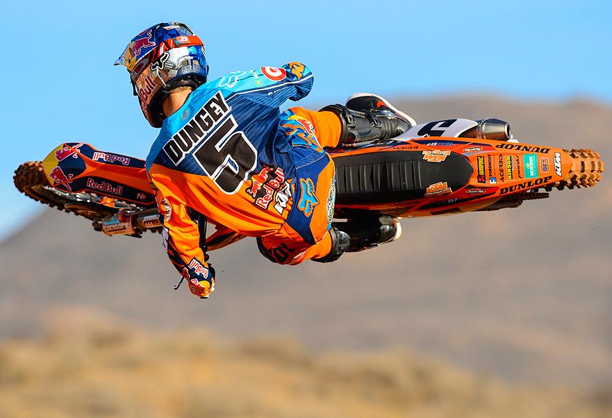 Ktm Supercross Riders