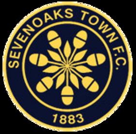 Image result for sevenoaks town fc logo