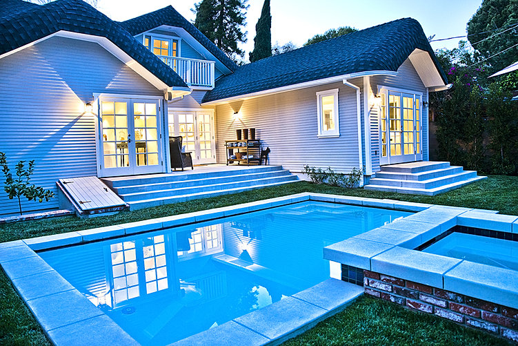 Los Angeles General Contractor Landscaping Home Design