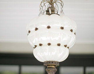 Patio Light Fixture